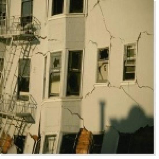 L'immeuble à détruire