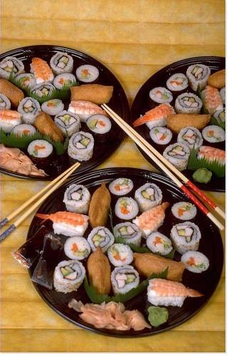 L'envie d'oublier tous mes sushis