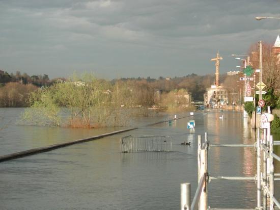 """Les inondations du """"Petit bois des Mouriaux"""""""